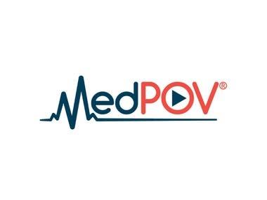 Logo Design For MedPov