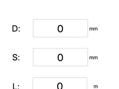 Calculation Mobile App.