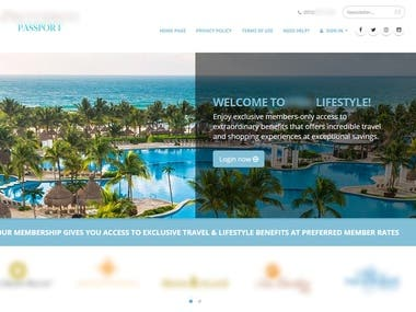Travel Booking & Member Rewards Platform
