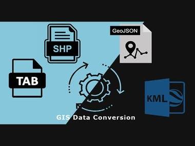 GIS Data Conversion