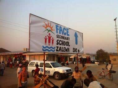 Logo-Design for Malawi School