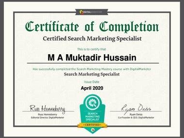 Search Marketing Mastery