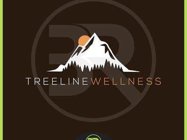 Treeline Wellness Logo