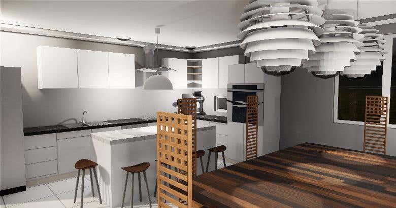 Interior Design Kitchen Freelancer