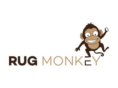 Logo Design For Rug Monkey