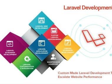 Laravel based Solution