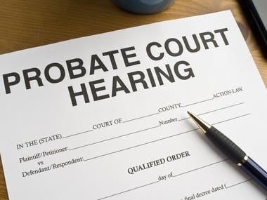 Court hearing