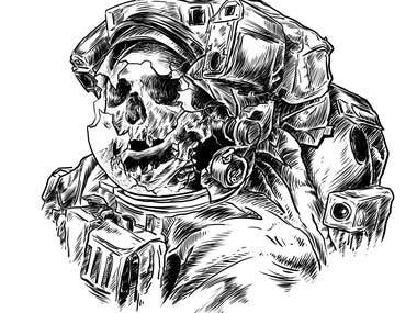 Skull & Creature