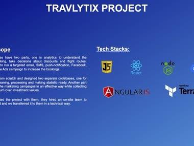 Travlytix: Airline Customer Data Platform for boosting sale