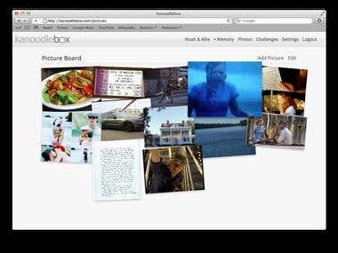 Web Site Kanoodlebox