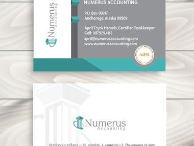 Visiting & Business card design
