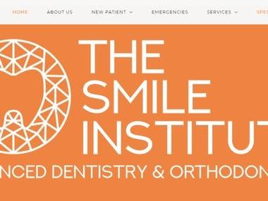 SEO: The Smile Institute : Advanced Dentistry & Orthodontics