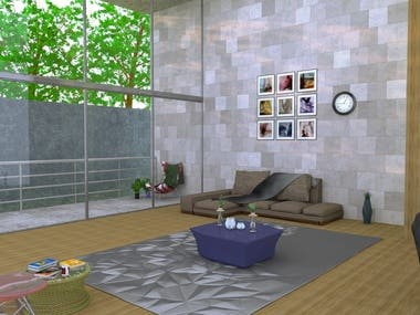 Interior Design / Rendering