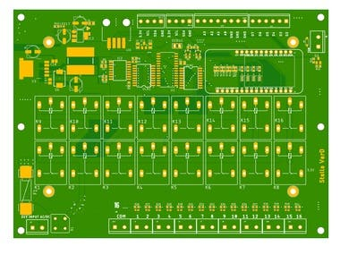 PCB design for a Private company