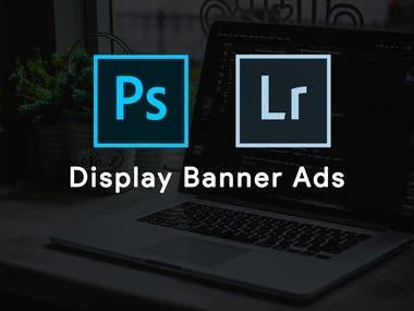 Banner Ads Creation