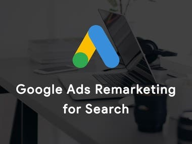 Google Ads Remarketing for Search