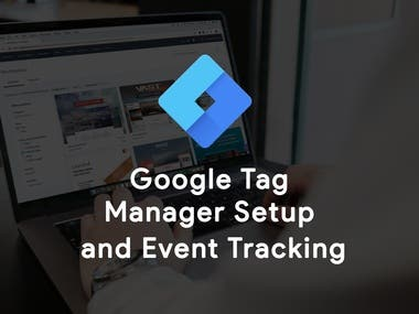 GTM Setup and Event Tracking