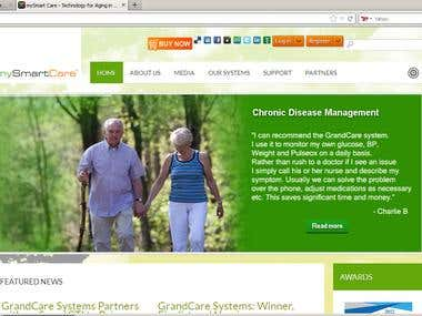 Freelancer Project : mysmartcare.com.au