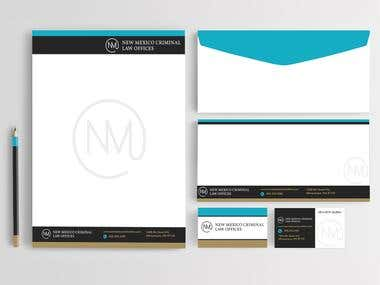 Branding / Corporate Identity for NMLCO