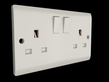 3D Design - Render - Maya