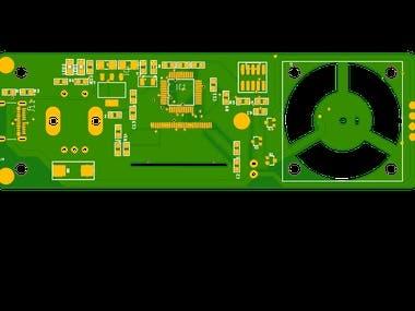 Pocket PCR Design EAGLECAD
