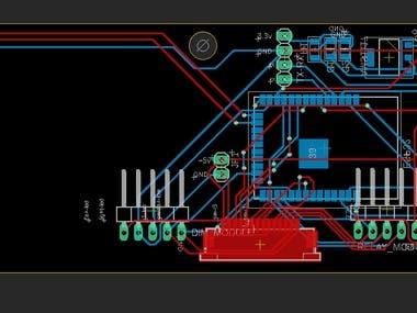 ESP based home automation