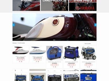 Yamaha kuwait