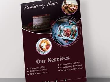 Restaurant Flyer [Graphic Design]