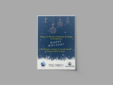 Christmas Flyer [Graphic Design]