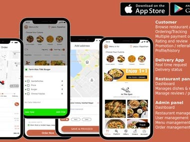 APeats - The Online Food Service