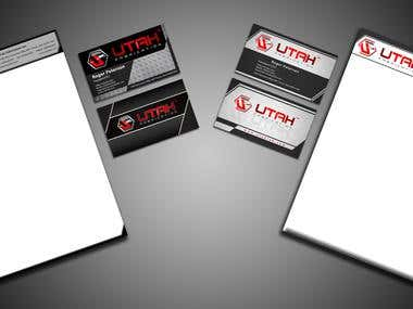 Business card & letterhead (contest 36979)