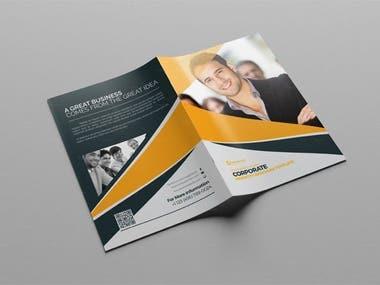 Banner, Flyer & Brochure