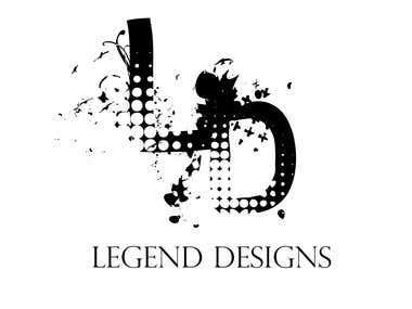Legend Design Logo