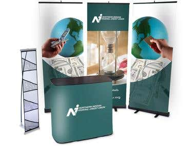 Trade Show Design for NIFCU