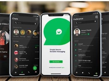 Whatsapp Redesign