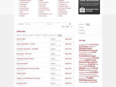 BBA Recruit Website