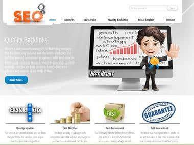 WP Page / SEO Service