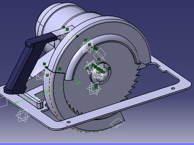 CATIA and Inventor Design