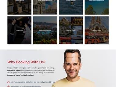 Full Website Creation