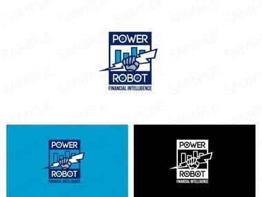 Power Robot Logo