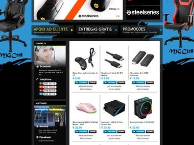 Website design - Magento 2