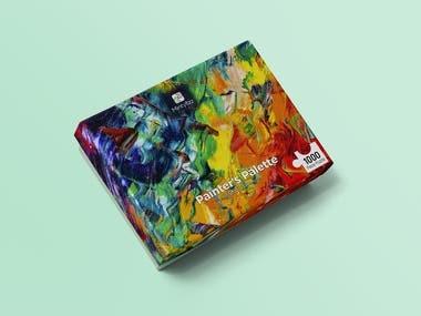 MintyFizz Painter Pallete