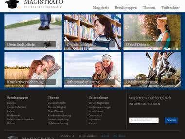 Magistrato.de Insurance Consulting