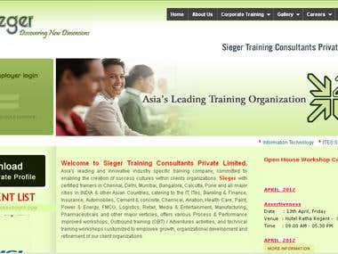 TRAINING CONSULTANTS