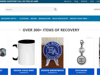 SEO For Myrecoverystore