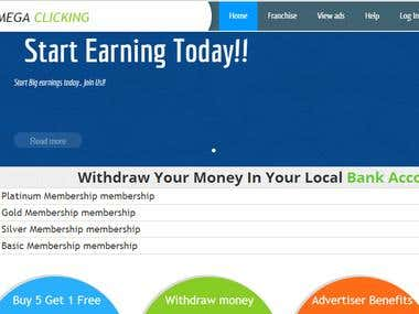 Money Transfer Site