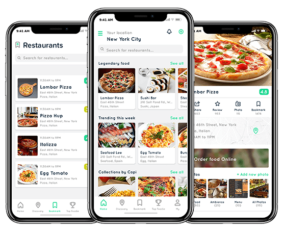 CHEAP EATZ | RESTAURANT APP