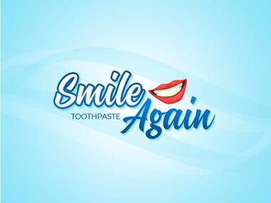Smile Again Toothpaste