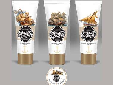 Maritime Packaging Design
