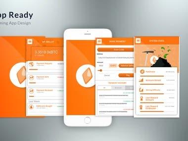 Mobile APP UI